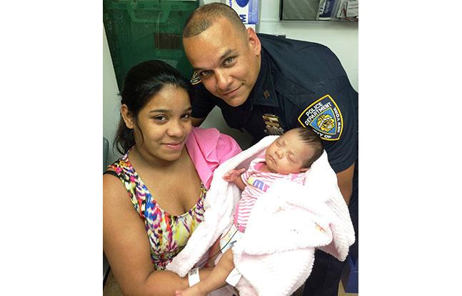 Johnny Castillo NYPD