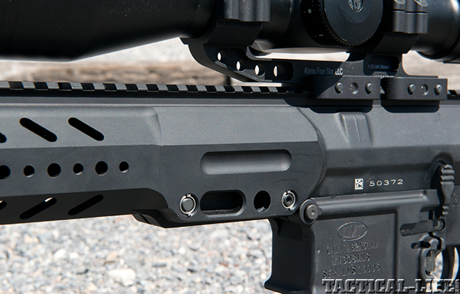 LMT LM8MWS exclusive barrel attachment