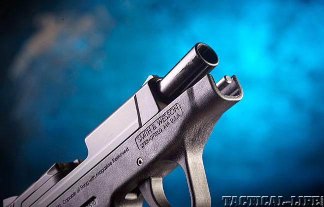 M&P Bodyguard 380 GWLE Oct barrel