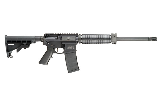 DPMS MP15 BG 2015 M&P15–300 Whisper lead