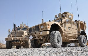 Army MRV Ground Vehicle Network