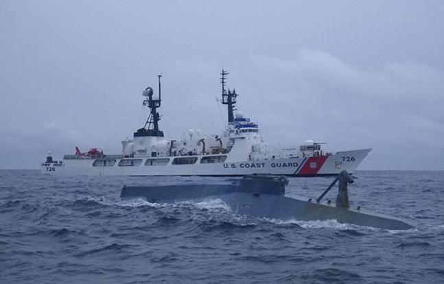 Narco Submarine Takedowns Coast Guard