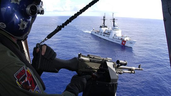 Narco Submarine Takedowns lead