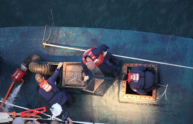 Narco Submarine Takedowns tools