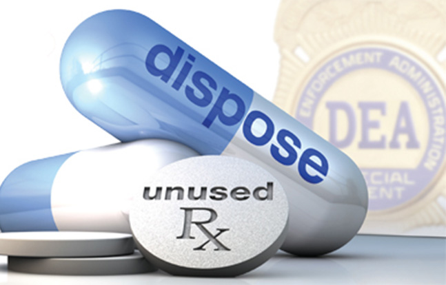 National Prescription Drug Take-Back Day DEA