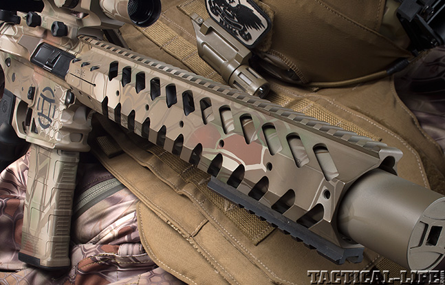 NEMO Arms Battle Light TW preview forend
