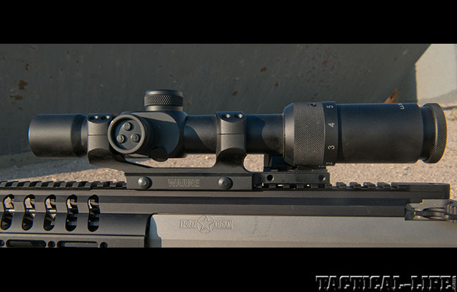 Patriot Ordnance P308 Bahde scope