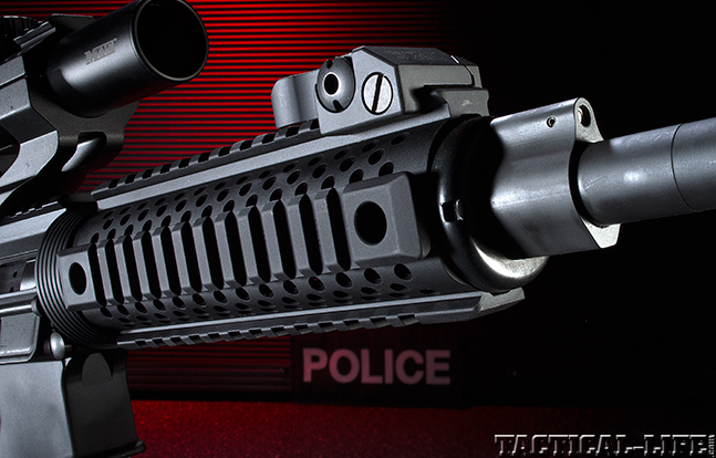 Rock River Arms LAR-15 Delta CAR preview forend