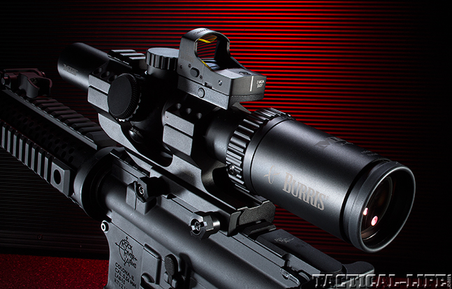 Rock River Arms LAR-15 Delta CAR preview scope