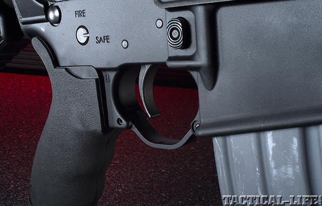 Rock River Arms LAR-15 Delta CAR preview trigger