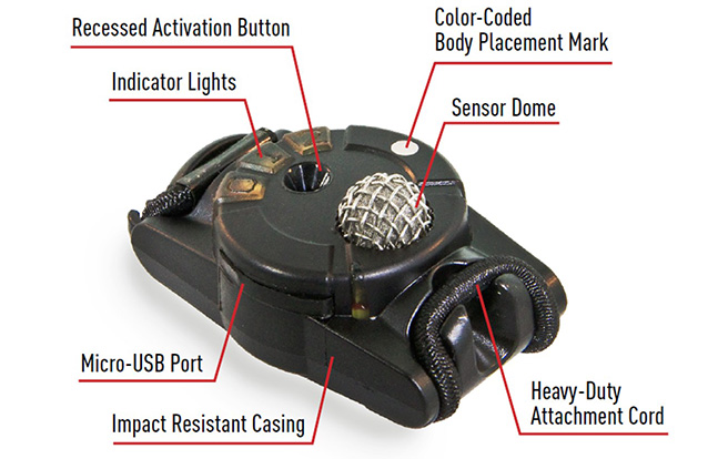 S2 Blast Gauge System product
