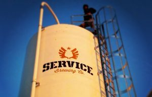 Service Brewing Co. veteran