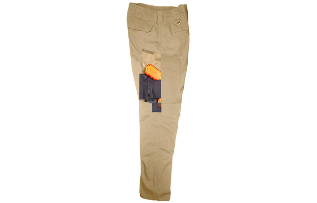 STRYKR COVERT CARRY PANTS GWLE evergreen khaki