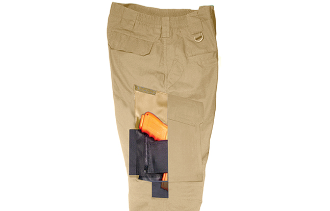 STRYKR COVERT CARRY PANTS GWLE evergreen solo