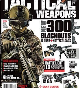 TACTICAL WEAPONS NOVEMBER DECEMBER 2014