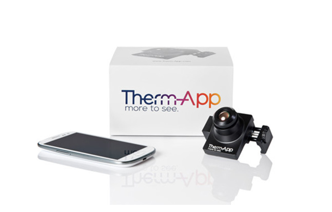 Therm-App thermal mobile device lead