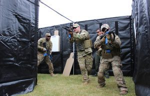 UTM Portable Training Facility lead