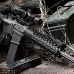 Wilson Combat Recon Tactical 300 BLK evergreen