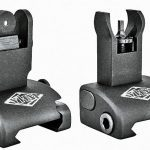 11 Back Up Iron Sights Yankee Hill Machine Q.D.S.