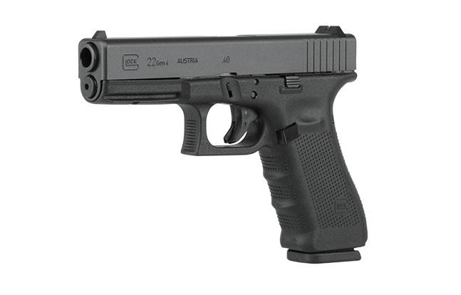 11 Handguns preview GWLE Glock 22