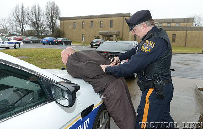 12 Duty Belts preview GWLE arrest