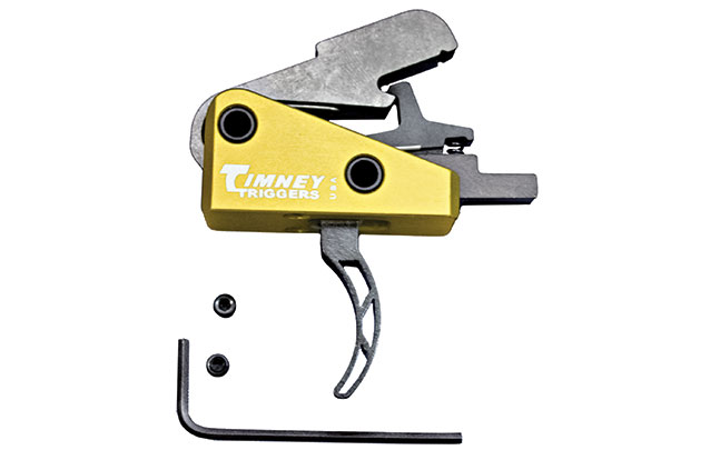 Timney AR-15 Skeletonized Trigger 23 sfg
