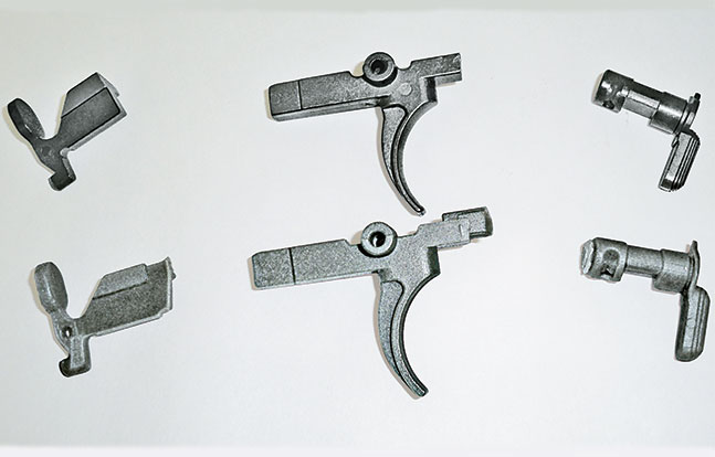 High Standard Mil-Spec Parts 23 sfg