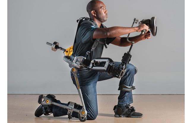 Lockheed Martin FORTIS Exoskeleton