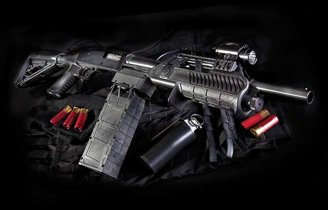 Adaptive Tactical S Venom Box Magazine Kit For Mossberg border=