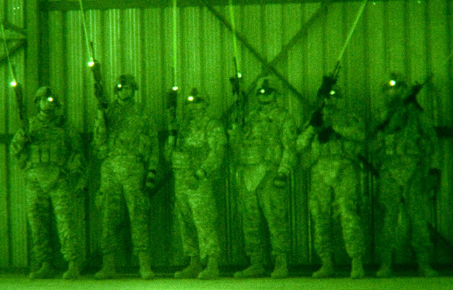 Night Vision Technology DARPA