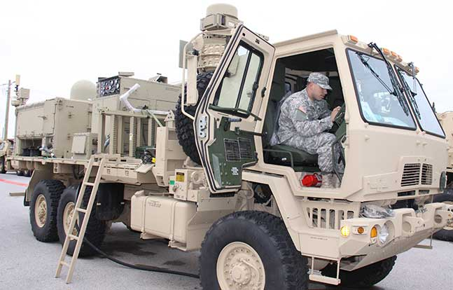 AUSA Army Communications Ebola