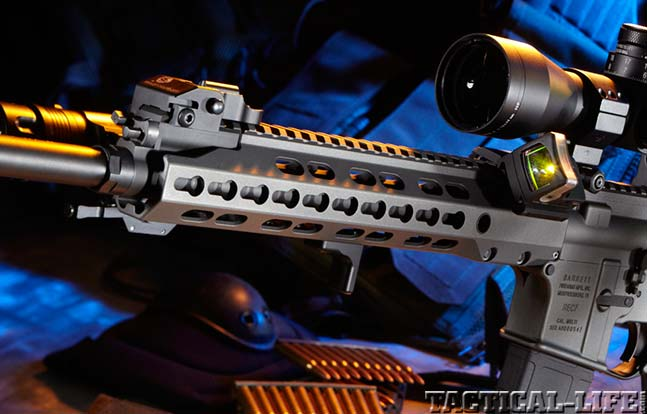 BARRETT REC7 GEN II 5.56mm top rifles swmp 2014 forend