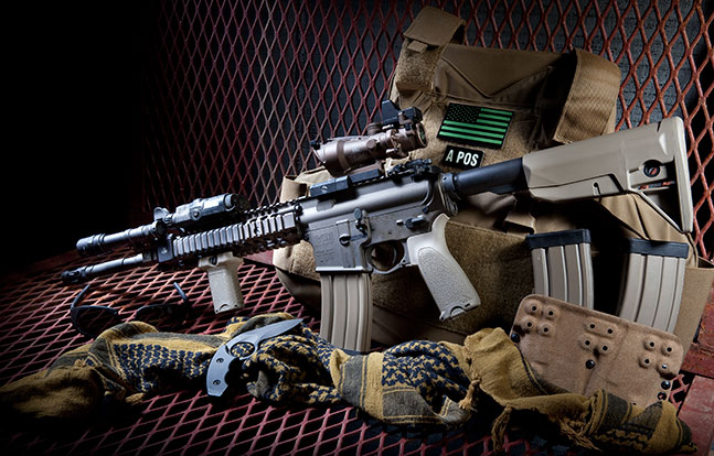 BCM Gunfighter Stock new gear
