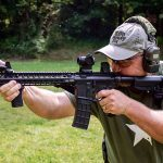 BCM Gunfighter Stock new Larry Vickers