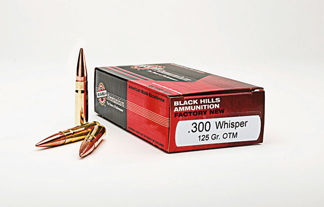 Best 300 BLK Ammo evergreen Black Hills