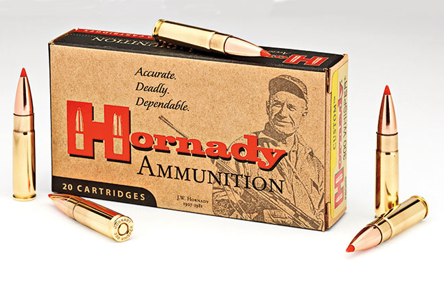 Best 300 BLK Ammo evergreen Hornady