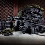 Bravo Company Gunfighter Stock lead