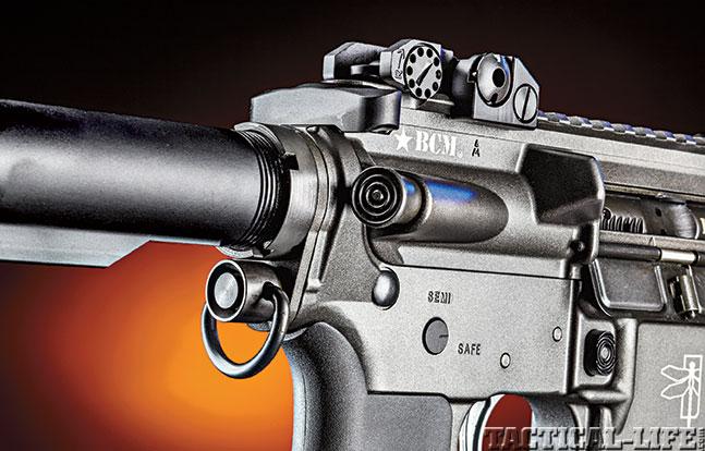 Bravo HSP Jack Carbine SWMP Oct receiver rear