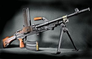 Bren Light Machine Gun SWMP Oct lead