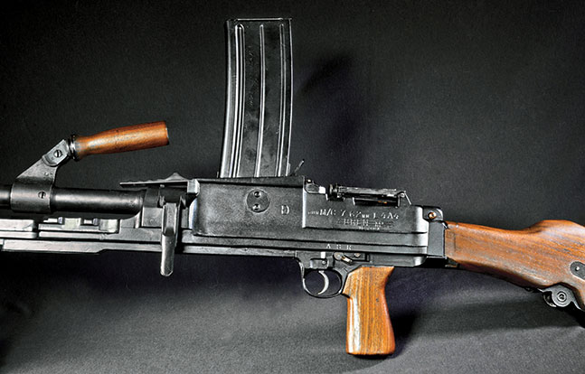 Blast From the Past: The Bren Light Machine Gun