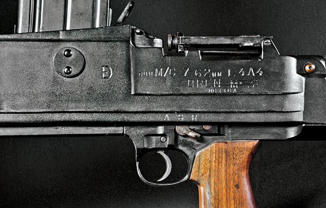Bren Light Machine Gun SWMP Oct safety