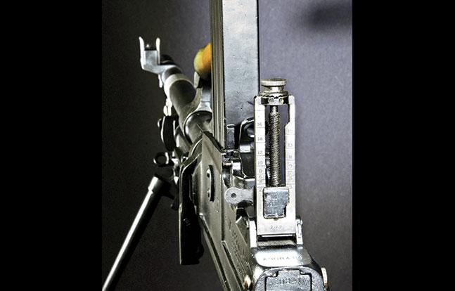 Bren Light Machine Gun SWMP Oct sights