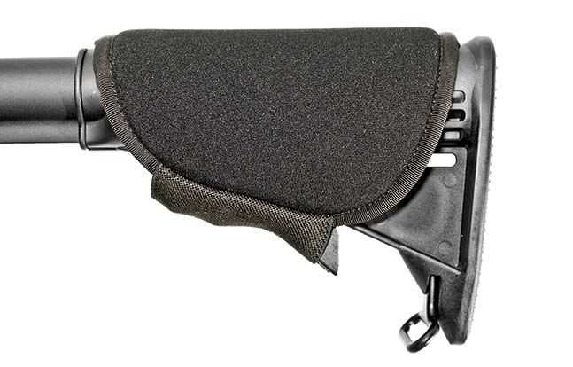 DeSantis Buttstock Cheek Pad SWMP Aug solo