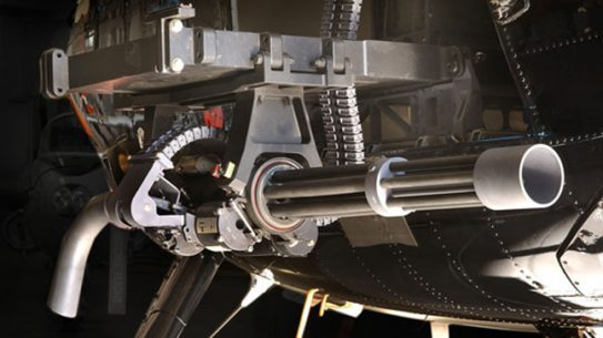 Dillon Aero FN Herstal Airborne Pintle Mounted Weapon Systems
