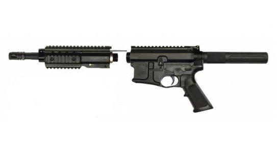 DRD Tactical CDR15 Pistol release