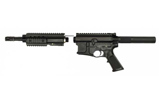 DRD Tactical CDR15 Pistol release