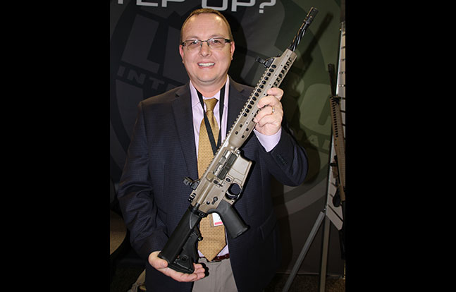 fall 2014 best tactical rifles LWRCI show