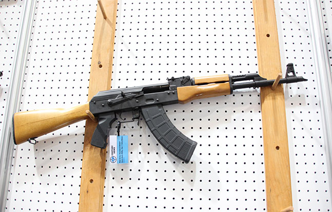 fall 2014 best tactical rifles Red Army Standard RAS47