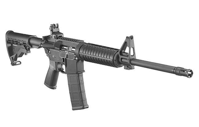 fall 2014 best tactical rifles Ruger AR-556 lead