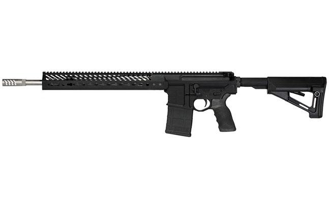 fall 2014 best tactical rifles Seekins Precision SP10 left